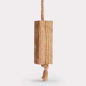 Oak Light Pull - Rectangle