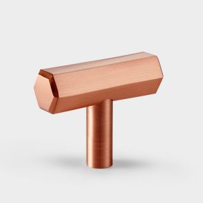 Brass T Bar - Copper