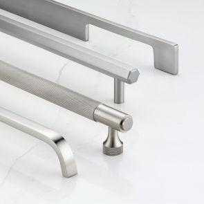 Bar Handles - Silver