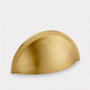 Brass Cup Handle - Gold