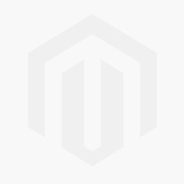 Metal Door Knob - Blue Leather