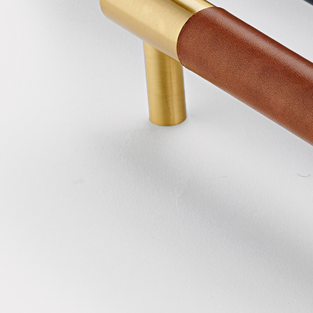 Leather Handles