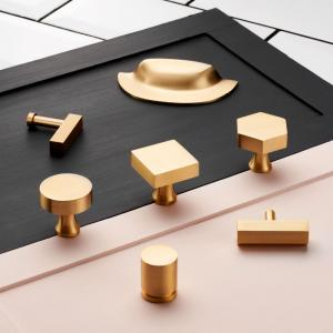 Mix & Match Our Gold Brass Home Accessories