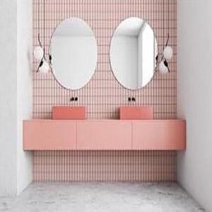 Is It Time For A Pink Bathroom?