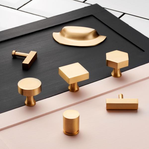 Mix & Match Our Gold Brass Home Accessories