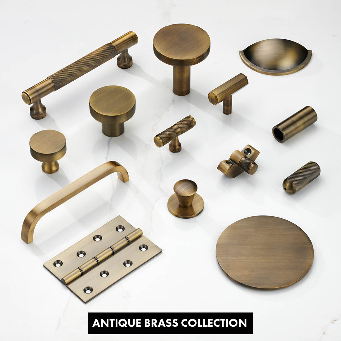 Antique Brass Collection