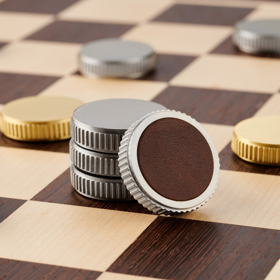 Draughts Set